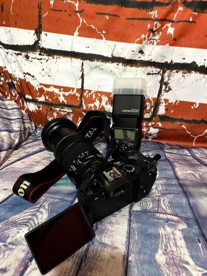 Cannon Máquina Fotográfica