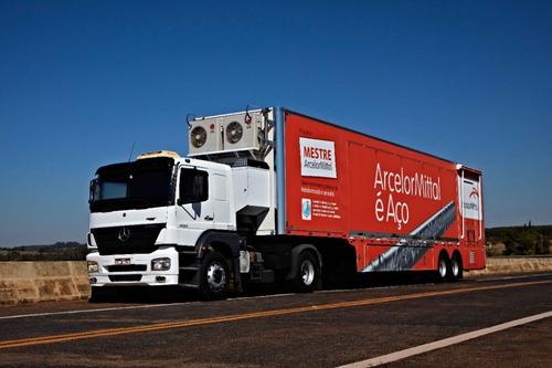 Imagem 1 de 8 de Carreta De Eventos Truckvan