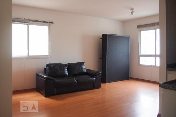 Apartamento Para Aluguel - Santa Cecília, 1 Quarto, 33 - 893021306