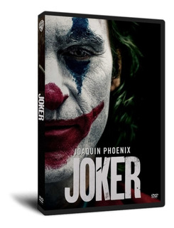 Joker (2019) Dvd Español Latino / Inglés