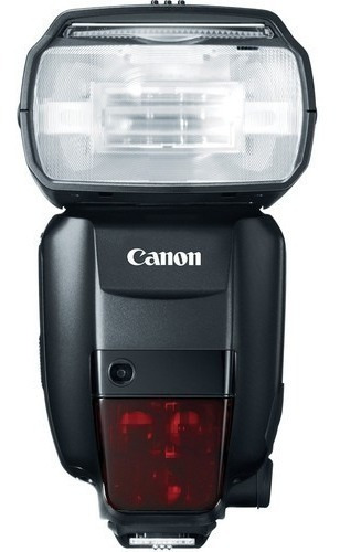 Flash Canon Speedlite 600ex-rt 12x S/juros Super Novo Barato