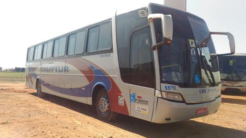 Onibus Rodoviario Busscar Vista Buss Lo Mercedez O 500 2006