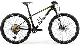 Bicicleta Merida Big Nine Team 29 Carbono 2018 Planet Cycle