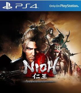 Nioh - Edicion Completa ~ Ps4 Digital Español