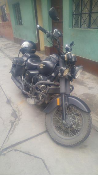 Moto Davest Motor 250 Con Radiador De Aceite A 3900 Soles