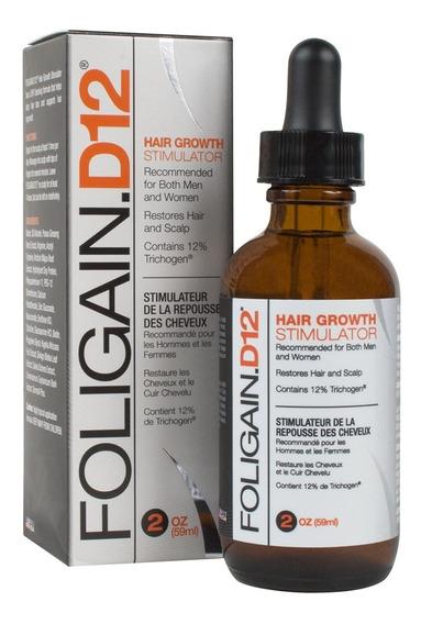 Foligain D12 Anti-queda Trichogen 12 - Original Importado