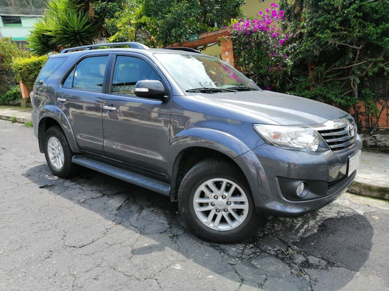 Toyota Fortuner 2.7 Año 2015