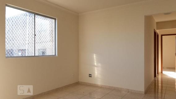 Apartamento No 1º Andar Com 2 Dormitórios E 1 Garagem - Id: 892944716 - 244716