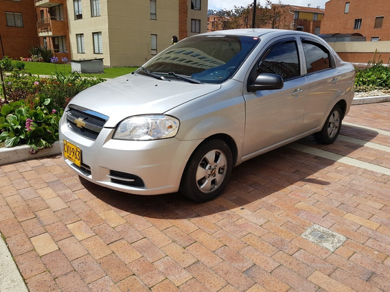 Chevrolet Aveo Emotion Mt 1600 Modelo 2008
