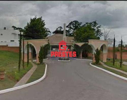 Imagem 1 de 4 de Terreno-à Venda-parque Bela Vista-votorantim - Sttr00250