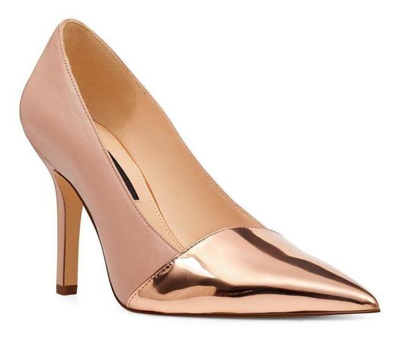 Zapato Oficina Manque Rosa Nine West