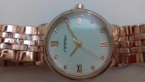 Relógio Sinobi Feminino Marca De Luxo Das Mulheres Famosas