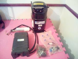 Compresor Para Cuarto Frío 1,25 Hp Gas 404a Marca Tecumseh