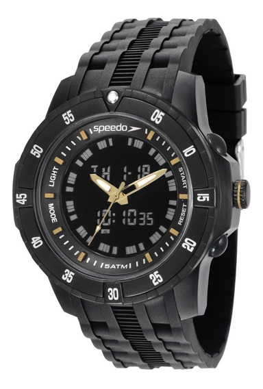 Relógio De Pulso Speedo Esportivo Anadigi - 81127g0evnp6