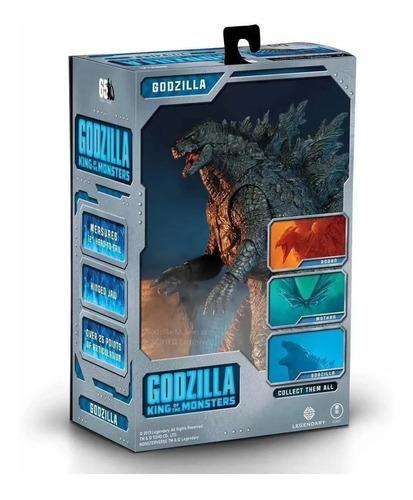 Godzilla Rei Dos Monstros 2019 Edicao De Cinema Mercado Livre