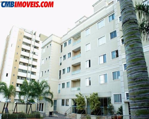Apartamento À Venda 2 Dormitórios No Bairro Mansões Santo Antônio Em Campinas - Ap17699 - Ap17699 - 32094907