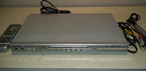 Reproductor Dvd Precision Modelo Pvd5190sm Usado Funciona