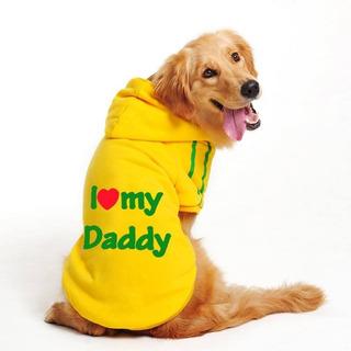 Ropa Hoodie Saco Para Perros Grandes
