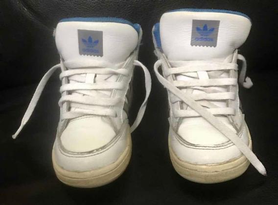 Zapatillas Botitas adidas Varial Mid - Niño 9k Usa /26 Eur.