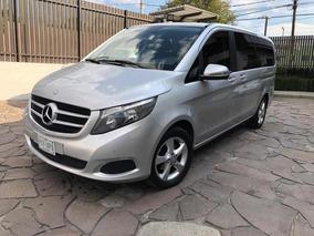 Mercedes-benz 2018 Clase V 2.2 Td, Ta, 7 Pax