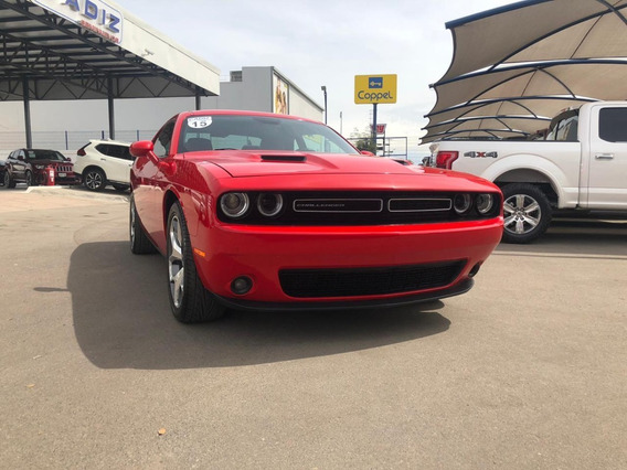Dodge Challenger 2015 Black Line