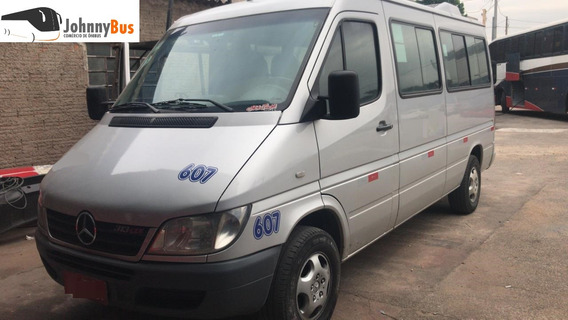Mercedes-benz Sprinter Cdi 313 Executiva Ano 2007 Johnnybus
