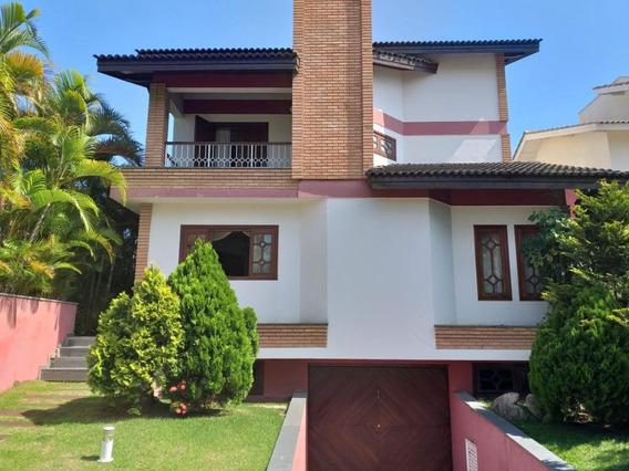 Sobrado Com 3 Dormitórios À Venda, 600 M² Por R$ 1.960.000,00 - Perová - Arujá/sp - So0045