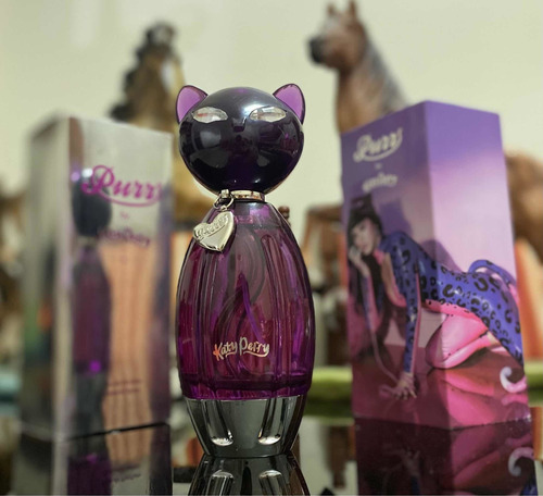 Perfume Purr By Katty Perry Para Mujer.