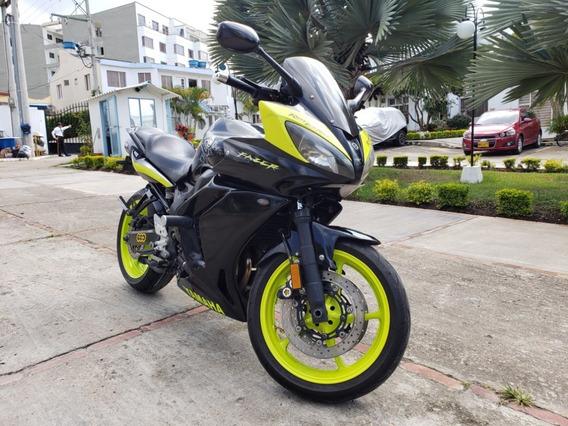 Yamaha Fazer 600 Fz6 S2 Negra