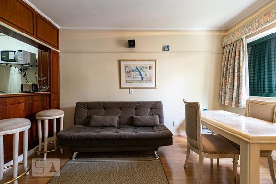 Apartamento Para Aluguel - Itaim Bibi, 1 Quarto, 35 - 893018885