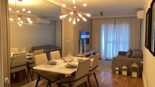 Apartamento Com 2 Dormitórios À Venda Por R$ 650.000 - Mooca - São Paulo/sp - Ap2847