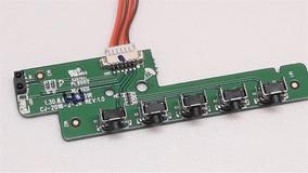 Teclado + Sensor Ir Philco Tv Ph39n91dsgw