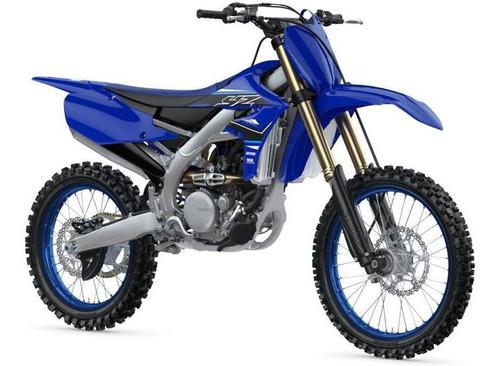 Imagem 1 de 1 de Yamaha Yz 450f 2022 0km Azul