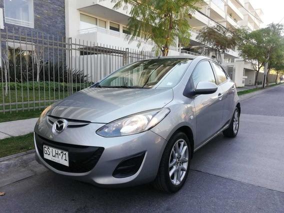 Mazda 2 2014 Full Impecable Oportunidad Financiamiento