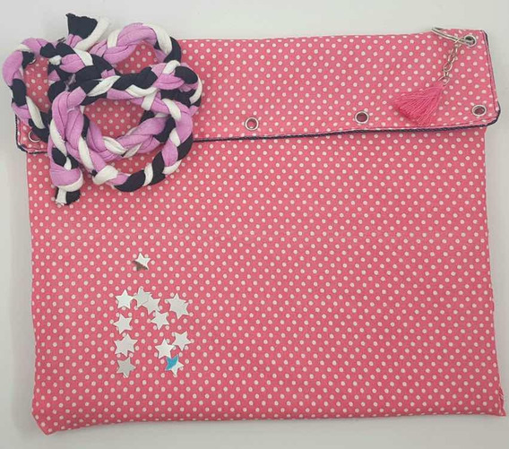 Cartera Jean Infantil Para Decorar Y Armar Regalo Cumple