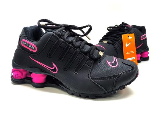 Tênis Nike Feminino 4 Molas Nz Importado Foto Original