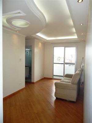 Apartamento Em Anália Franco, São Paulo/sp De 50m² 2 Quartos À Venda Por R$ 400.000,00 - Ap90638
