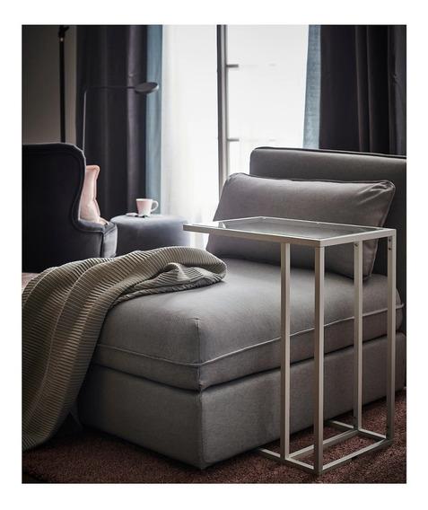 Ikea Vittsjo Mesita Para Laptop Blanco