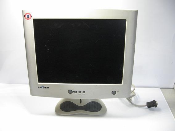 Monitor Proview Lcd 15 Polegadas