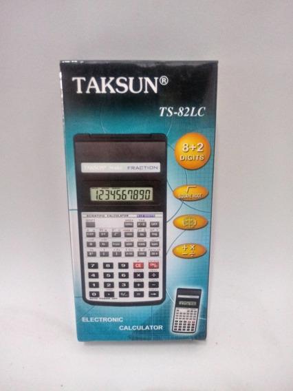Calculadora Cientifica Taksun Ts-82lc C/nota