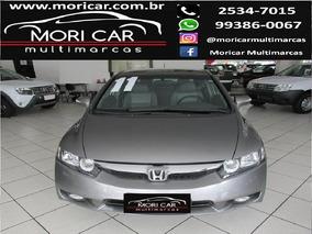 Honda Civic Lxl 1.8 Flex - Ano 2011 - Bem Conservado