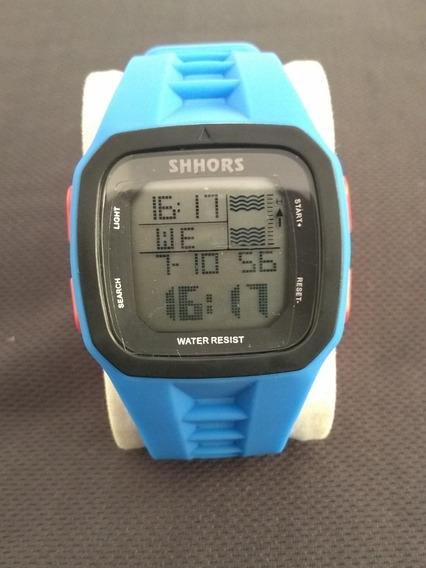 Relógio Pulso Shhors Trestles Pro Ats