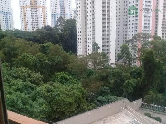 Apartamento Residencial Para Venda E Locação, Chácara Agrindus, Taboão Da Serra. - Ap0219