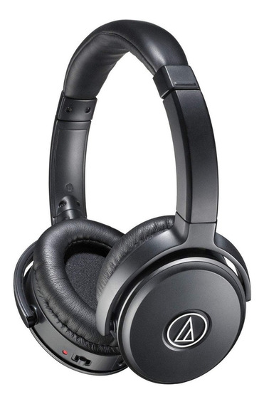 Fone De Ouvido Audio Technica Anc50is Noise Canceling