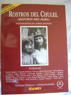 F6 Rostros Del Chulel, Chiapas Poesia Y Fotografia- 1995