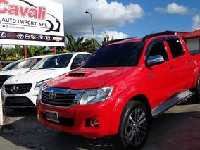 Toyota Hilux Srv Roja 2015
