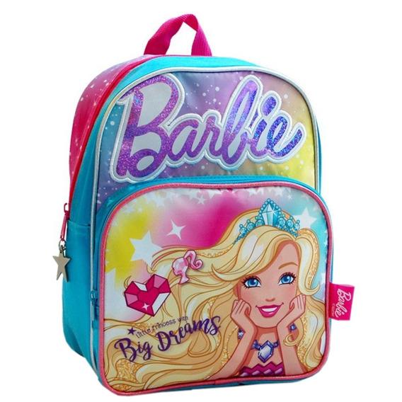 Mochila Espalda Jardin 12p Con Luz Barbie 14032 Mundo Manias