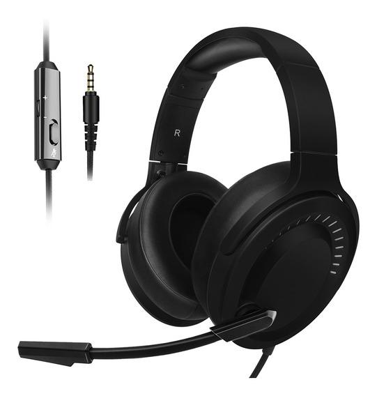 Nubwo N15 Gaming Headphones 3.5mm Com Fio Over Ear Headset