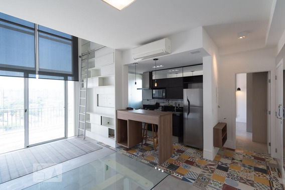 Apartamento Para Aluguel - Brooklin, 2 Quartos, 75 - 892994124