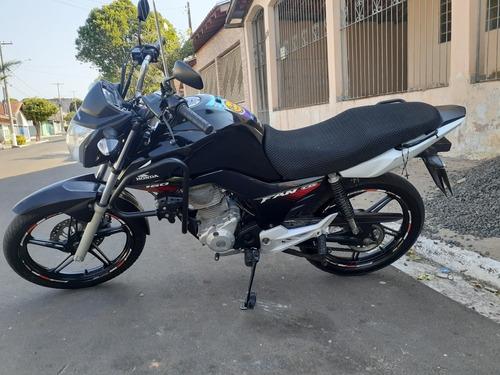 Imagem 1 de 3 de Honda Fan 160 2018  Moto Fan 160 2018